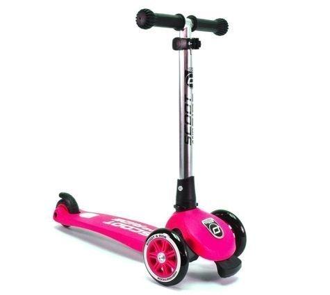 detskiy trehkolesniy skladnoy samokat ScootqRide Highwaykick 3 Pink