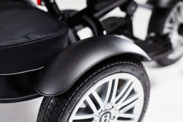 Трехколесный велосипед Bentley BN2B 2019 синий цвет (трансформер)